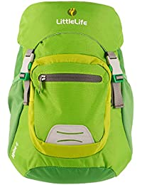 LITTLELIFE ALPINE 4 KIDS DAYSACK (GREEN)