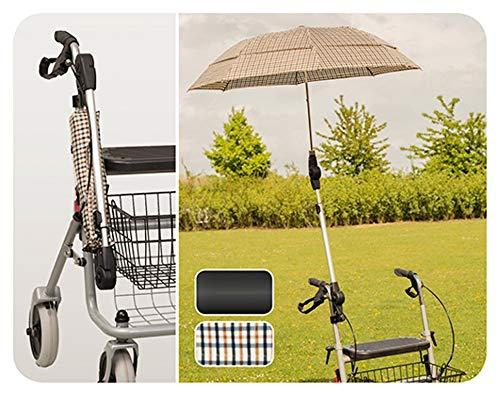 Russka Rollator Standard Zubehör Regenschirm