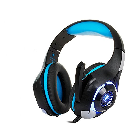 Cheap price QWASZXC .5Mm Gaming Headphone Earphone Headset Xbox One with Microphone for Ps4