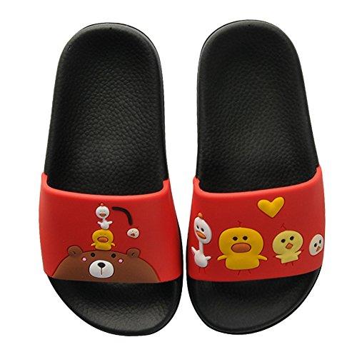 Yi buy pantofole da bagno ciabatte da spiaggia sandali a punta aperta ragazzi/ragazz per bambini