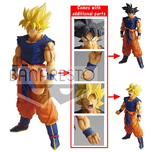 Banpresto - Dragon Ball Super Figurine Legend Battle Goku Super Saiyan, 25Cm