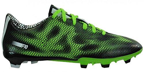 Adidas F10 TRX FG Herren Fussballschuhe Schuhe Fußball B35993 CBLACK/FTWWHT/SGREEN