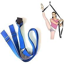 Pierna Camilla, Get más flexible con la puerta flexibilidad Trainer, Premium estiramientos equipo para ballet, danza, gimnasia, Taekwondo y artes marciales mixtas. Su Propio Stretch portátil máquina.–inpay
