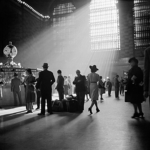 The Poster Corp Science Source - NYC Grand Central Terminal 1941 Kunstdruck (45,72 x 45,72 cm) - Grand Central Terminal-nyc