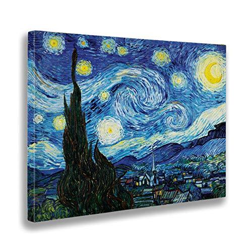 Giallobus - Cuadro - Impresion EN Lienzo - Vincent