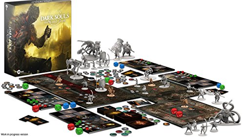 Steamforge Games SFGD001 Dark Souls Board Game