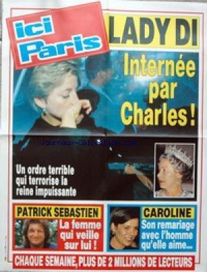 AFFICHE DE PRESSE - LADY DI INTERNE PAR ...