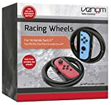 Venom Switch Racing Wheel Twin Pack (Nintendo Switch)