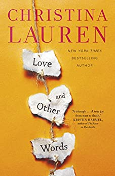 Love and Other Words by [Lauren, Christina]