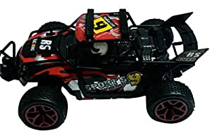 Toyshine Sports Remote Control Car, Rechargeable, (518-2A), Color May Vary