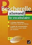 Bescherelle: Allemand/Vocabulaire
