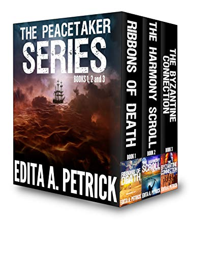 Book cover image for The Peacetaker Series - Books 1, 2 and 3