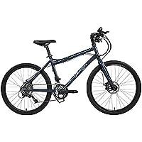 Dahon Faltrad Cadenza D27 27 Gang Grau 26 Zoll Klapp Fahrrad Faltrahmen Aluminium Dunkelgrau Alu, 942270