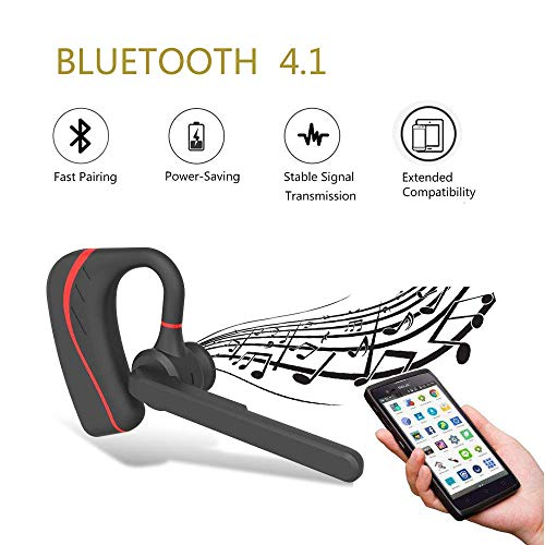 1c530b05e50103 Humupii Cuffie Bluetooth,Auricolare Bluetooth Wireless Bluetooth TWS ...