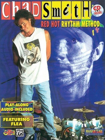 Smith, Chad: Red hot Rhythm Method (+CD) for drum set