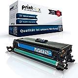 Print-Klex Kompatible Tonerkartusche für HP LaserJet Pro 500 color MFP M 570dw Pro 500 Series HP CE401A CE401 Blau Cyan - Easy Plus Serie