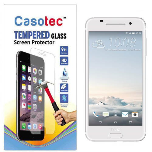 Casotec Tempered Glass Screen Protector for HTC One A9  available at amazon for Rs.99