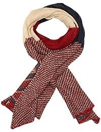 Pepe Jeans Damen Schal Emilia Scarf Mehrfarbig (Multi), One size (Herstellergröße: 000)