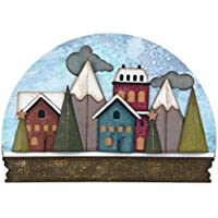 Sizzix Ellison Europe Bola de Nieve por Tim Holtz Thinlits Die Set,, Pack de 21