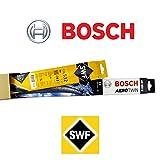BOSCH A931S + SWF 116505 Komplettsatz ORIGINAL Scheibenwischer VORNE + HINTEN +2 Ersatzgummis + 2 T10 Lampen