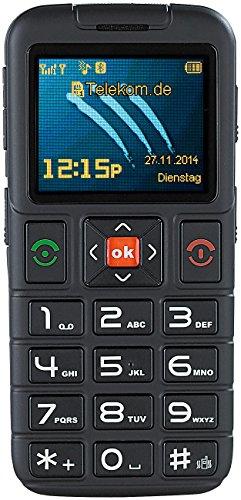 simvalley MOBILE Notruf Mobil 3: Premium-Notruf-Handy XL-959 mit Dual-SIM VERTRAGSFREI (Notruf-Tasten-Handy) (Dual Radio Wecker Usb)