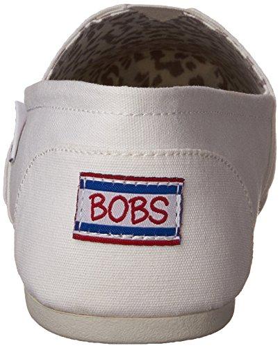 Bobs Da Skechers peluche Peace And Love piatto White