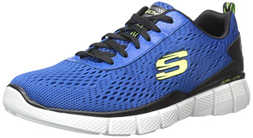 Skechers Equalzier 2.0 Settle the Score Scarpe sportive, Uomo Blu