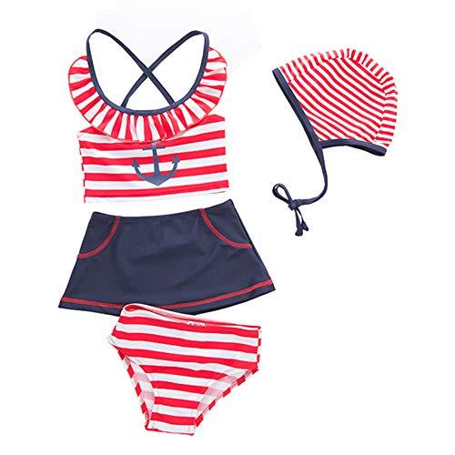 Fairy Rainbow Kostüm - Fairy Baby Kinder Baby Mädchen Badeanzug