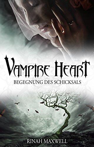 Buchseite und Rezensionen zu 'Vampire Heart: Begegnung des Schicksals' von Rinah Maxwell