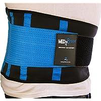 Orthopädischer Rücken- und Bauchgürtel MEDiBrace von ProfessorZ | Rückenbandage stützt und schützt vor Verletzungen... preisvergleich bei billige-tabletten.eu