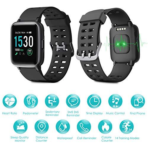 Zoom IMG-1 latec fitness tracker smartwatch watch