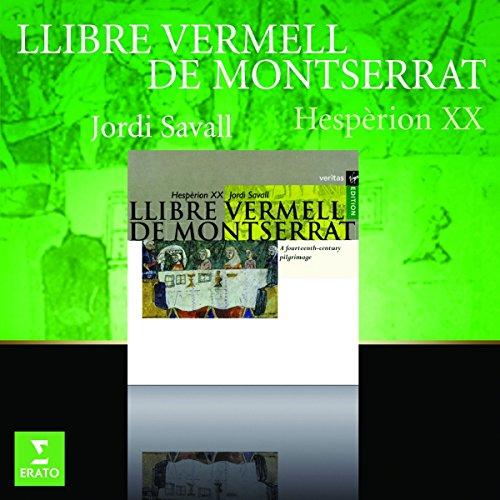Llibre Vermell de Montserrat Frauen Pilgern