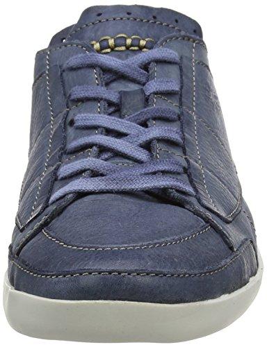 FLY London Herren Tobi236fly Sneaker Blau (Navy 000)