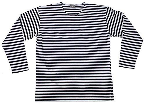 Mfh russo marine a maniche lunghe camicia estate taglia l