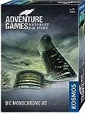 KOSMOS 695132 Adventure Games - Die Monochrome AG, Entdeckt die Story, Brettspiel