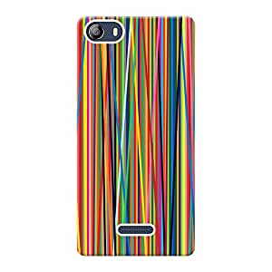 Mobile Back Cover For Micromax Canvas 5 (Printed Designer Case)