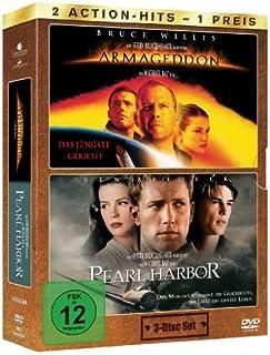 Armageddon / Pearl Harbor [2 DVDs]