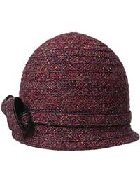 Amazon.es  Rojo - Gorro de pescador   Sombreros y gorras  Ropa c8aeb704bc6