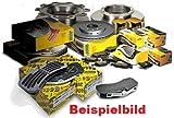 Jurid 562013JC NONOX Bremsscheibe - (Paar)
