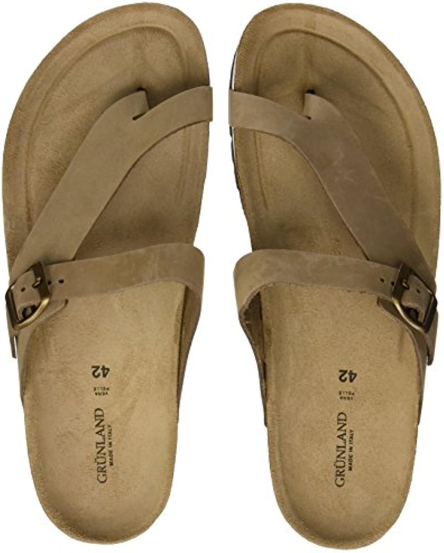 GRUNLAND Hola, Zapatos de Playa y Piscina para Mujer