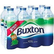 Buxton agua mineral sin gas 8 x 500ml