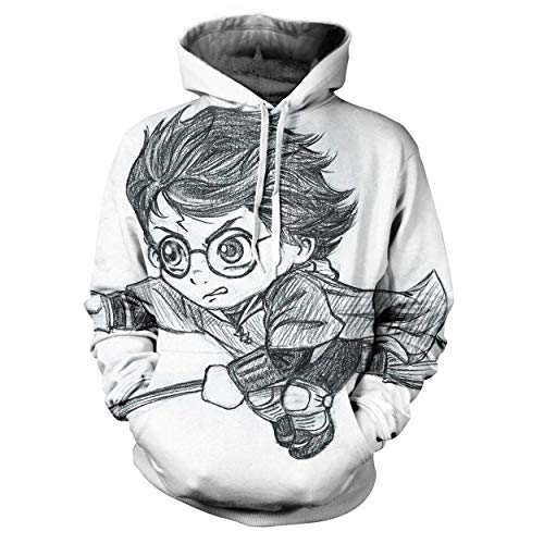 Sudaderas con Capucha Harry Potter