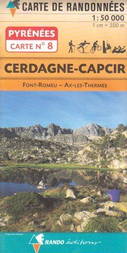 Descargar Libro Cerdagne-Capcir Haute-Ariège. 1/50 000 de Collectif