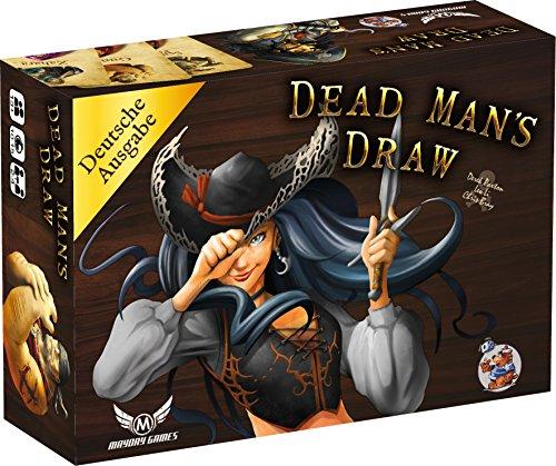 Preisvergleich Produktbild Heidelberger HE763 - Dead Man's Draw, Kartenspiel