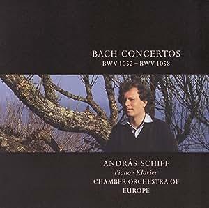 Bach: Keyboard Concertos, BWV1052-1058