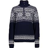 CMP Damen Knitted Pullover, Größen Textil:40