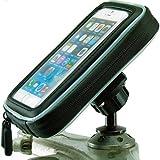 Arkon étui imperméable & BuyBits 12mm Potence Vélo montage pour iPhone 6 6S 6 Plus 6S plus