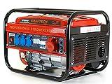 Benzin Stromerzeuger, Benzin Generator KT-8500W mit 3.0 kW Dauerleistung für Gartenbereich sowie Freizeit- und Campingaktivitten. - 2