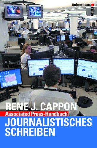Associated Press-Handbuch: Journalistisches Schreiben