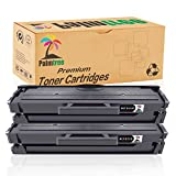 Palmtree Kompatibel Samsung MLT-D111S Tonerpatronen für Samsung Xpress M2026 M2026W M2070 M2070W M2020 M2022W (2 Schwarz)